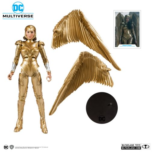 McFarlane Toys - Toy Fair 2020 - DC Multiverse - Wonder Woman 1984 - Gold Armor - 07