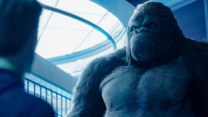 The Flash - Gorilla Grodd