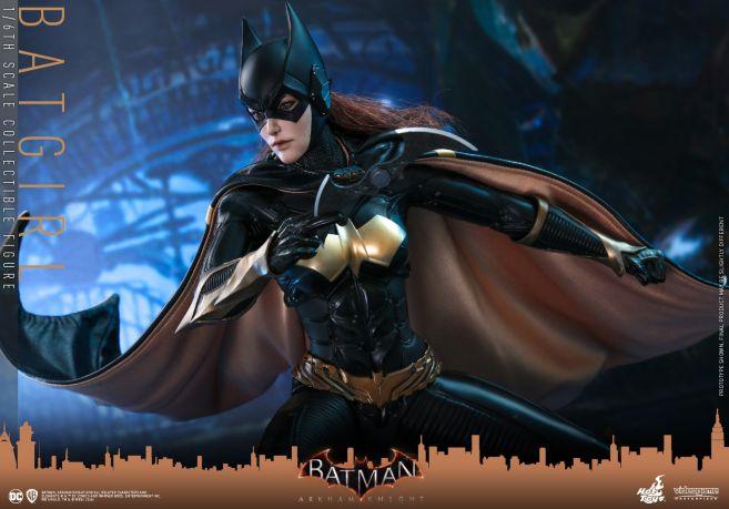 Hot Toys - Arkham Knight - Batgirl - 03