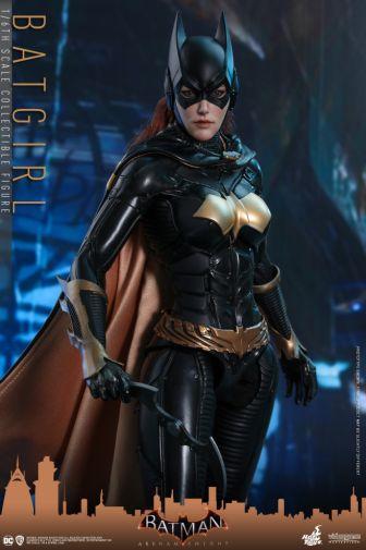 Hot Toys - Arkham Knight - Batgirl - 09