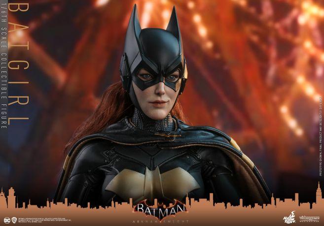 Hot Toys - Arkham Knight - Batgirl - 14