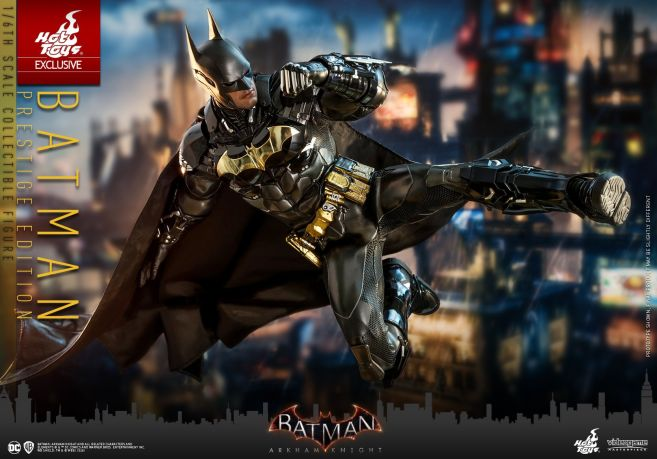 Hot Toys - Arkham Knight - Batman Prestige Edition - 11