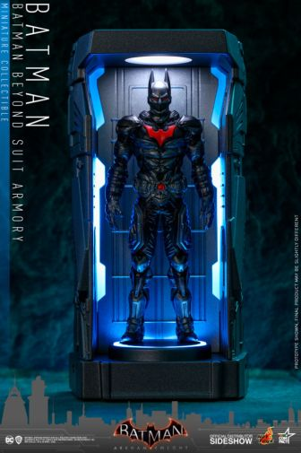 Hot Toys - Batman - Arkham Knight Armory - 07