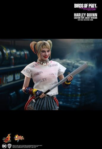 Hot Toys - Birds of Prey - Harley Quinn - Caution Tape Jacket Version - 12