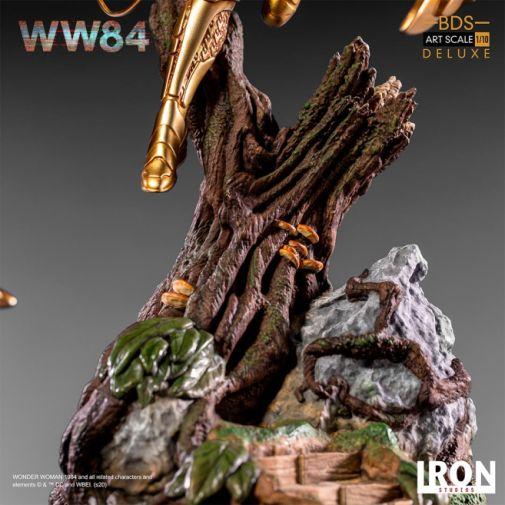 Iron Studios - DC Comics - Wonder Woman 1984 - Golden Armor - 04