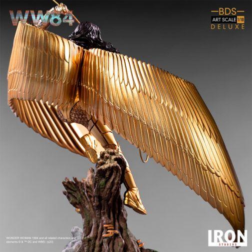 Iron Studios - DC Comics - Wonder Woman 1984 - Golden Armor - 07