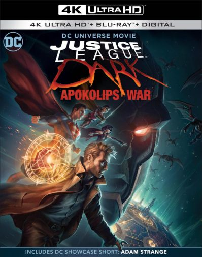 Justice League Dark - Apokolips War - 4K Blu-ray - 02