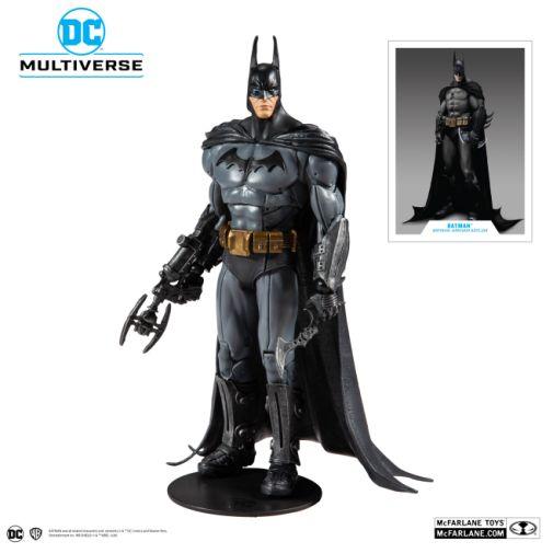 McFarlane Toys - DC Multiverse - Batman Arkham Asylum - Batman - 04
