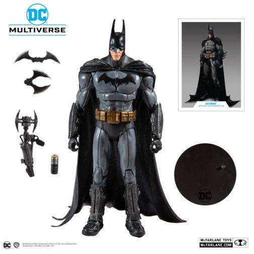 McFarlane Toys - DC Multiverse - Batman Arkham Asylum - Batman - 09