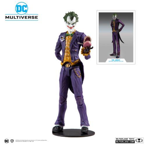 McFarlane Toys - DC Multiverse - Batman Arkham Asylum - Joker - 04