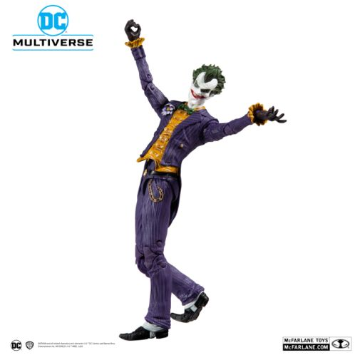 McFarlane Toys - DC Multiverse - Batman Arkham Asylum - Joker - 08