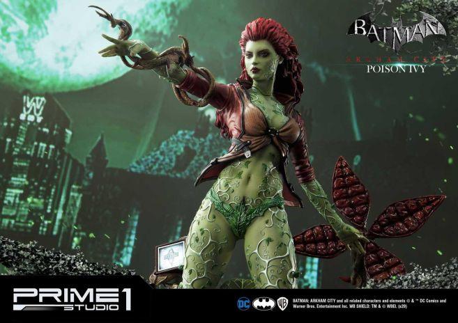 Prime 1 Studio - Batman Arkham City - Poison Ivy - 0106