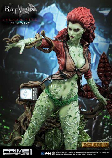 Prime 1 Studio - Batman Arkham City - Poison Ivy - 0109