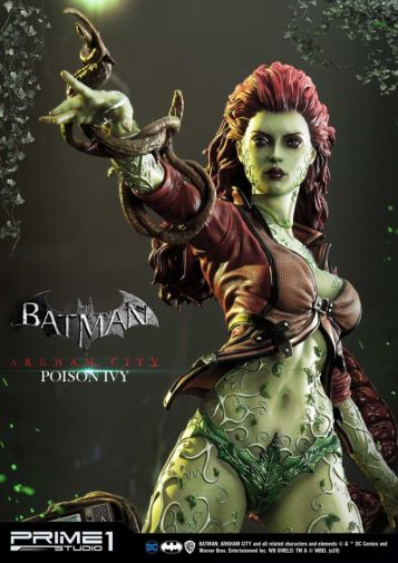 Prime 1 Studio - Batman Arkham City - Poison Ivy - 0116