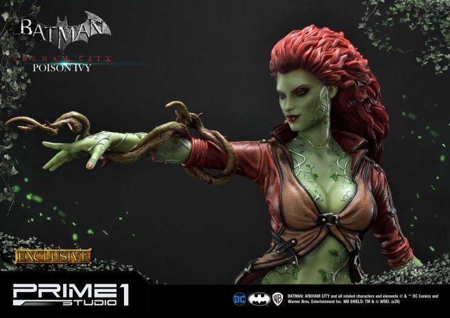 Prime 1 Studio - Batman Arkham City - Poison Ivy - 0126