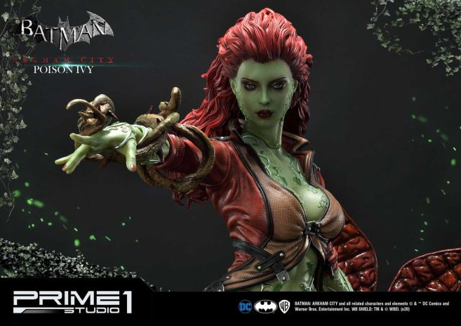 Prime 1 Studio - Batman Arkham City - Poison Ivy - 0148