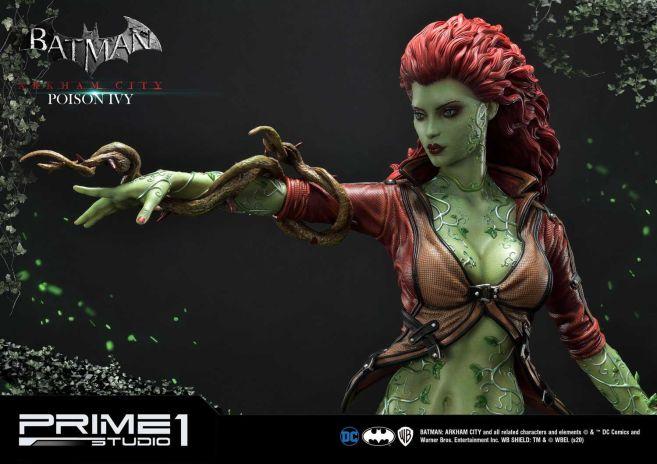 Prime 1 Studio - Batman Arkham City - Poison Ivy - 0150