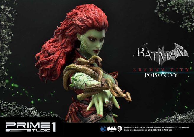 Prime 1 Studio - Batman Arkham City - Poison Ivy - 0153