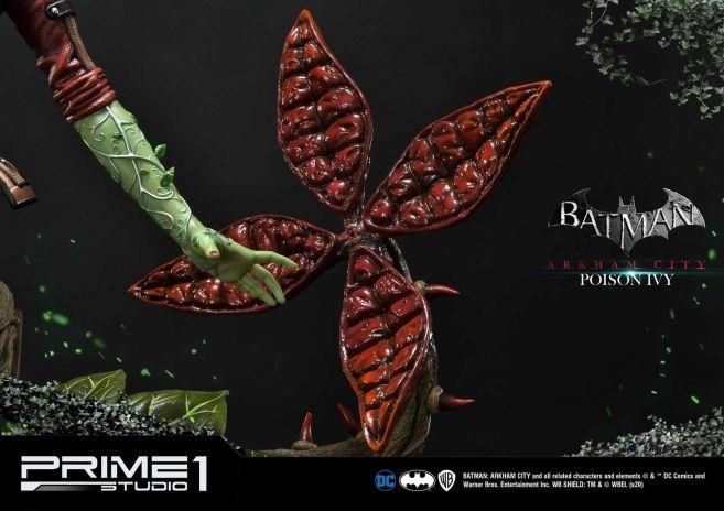Prime 1 Studio - Batman Arkham City - Poison Ivy - 0156