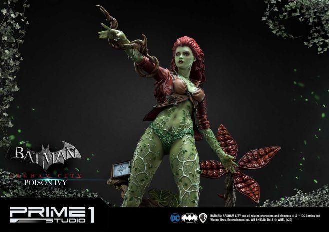 Prime 1 Studio - Batman Arkham City - Poison Ivy - 0158