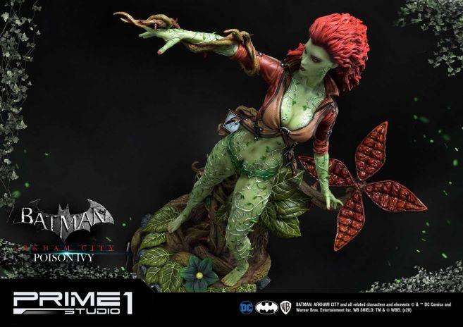 Prime 1 Studio - Batman Arkham City - Poison Ivy - 0159