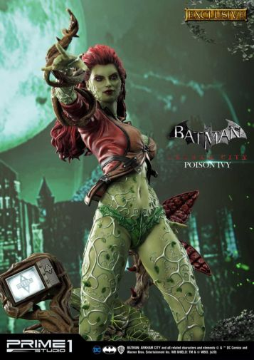 Prime 1 Studio - Batman Arkham City - Poison Ivy - 0162