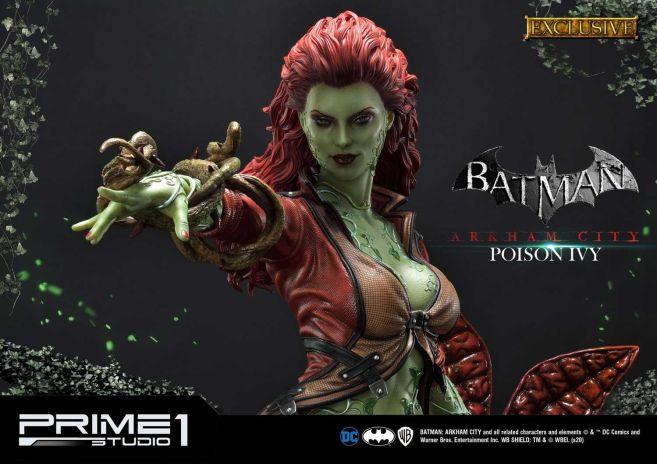 Prime 1 Studio - Batman Arkham City - Poison Ivy - 0170