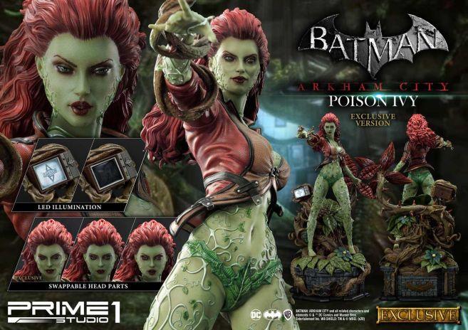 Prime 1 Studio - Batman Arkham City - Poison Ivy - 0172