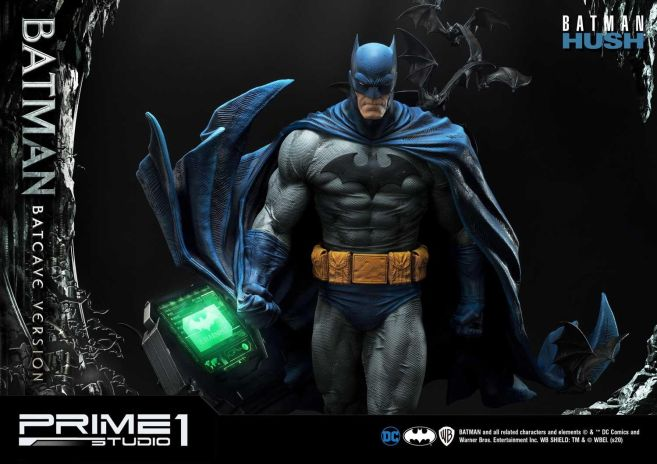Prime 1 Studio - Batman - Batcave Version - 48