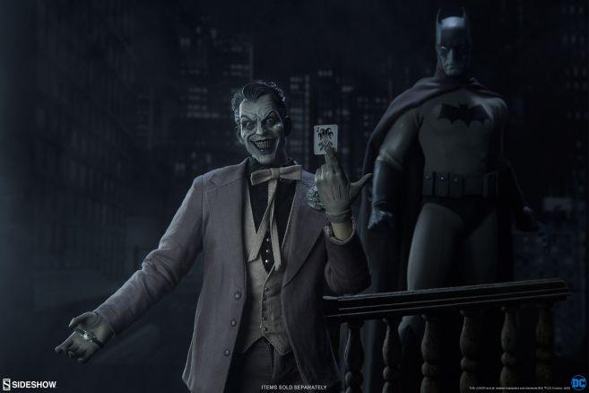 Sideshow - Joker - Noir Version - 12