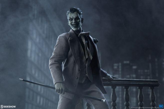 Sideshow - Joker - Noir Version - 15