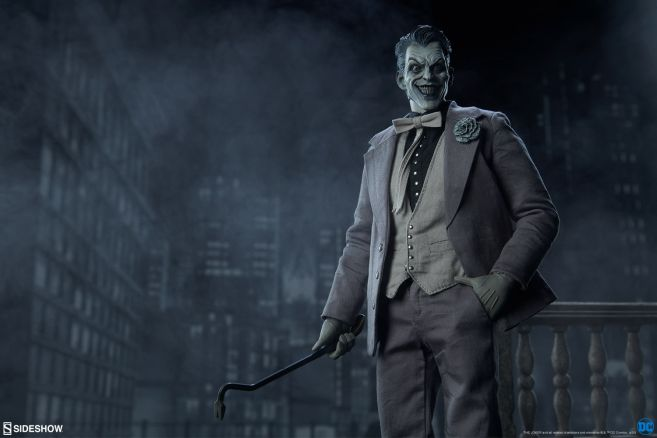 Sideshow - Joker - Noir Version - 16
