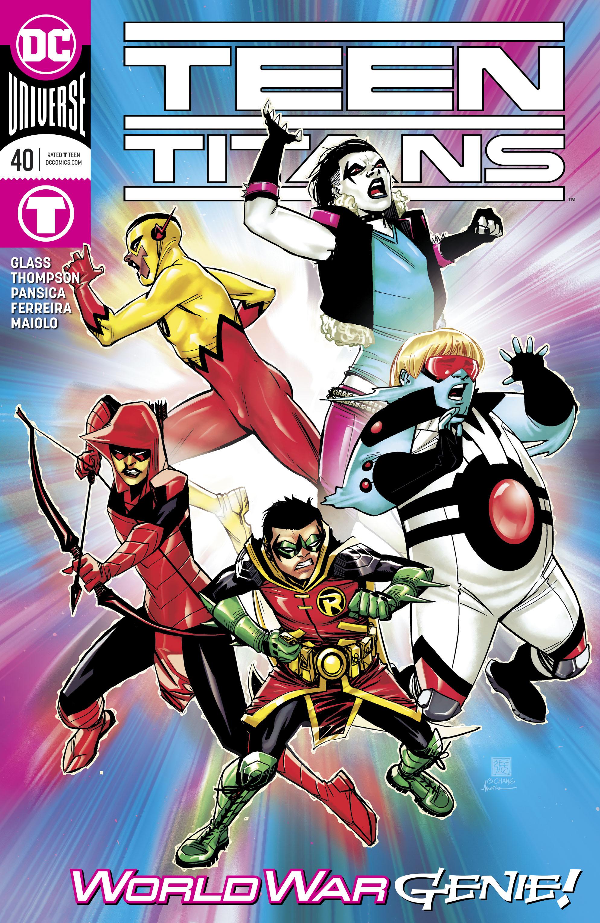 teen titans cartoon reality comics