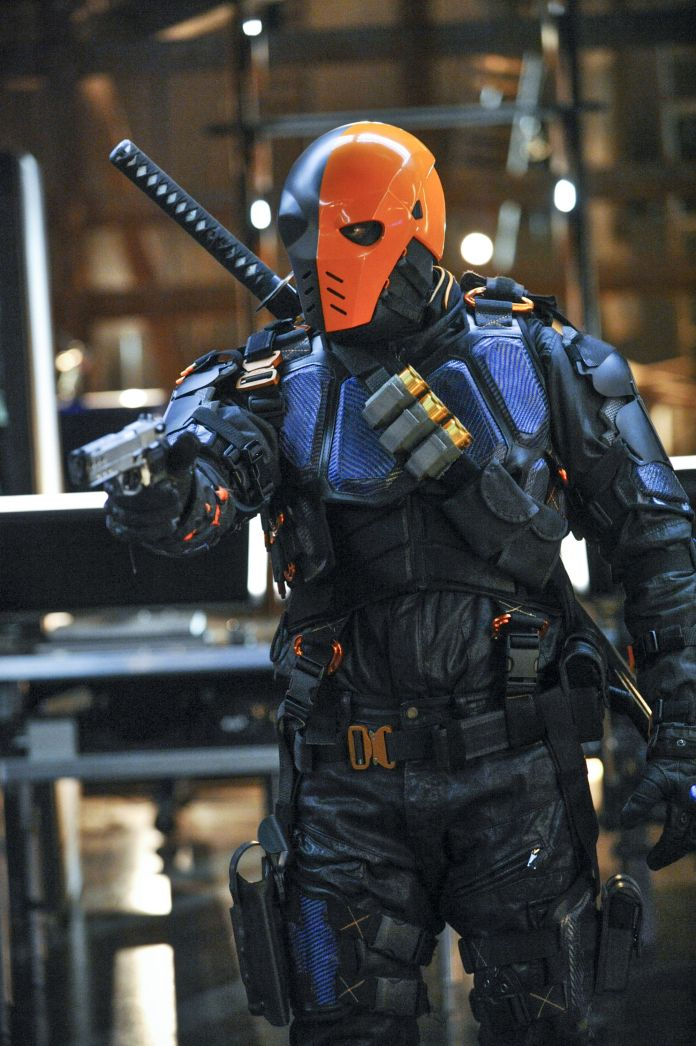 Arrowverse Best Villains - Deathstroke