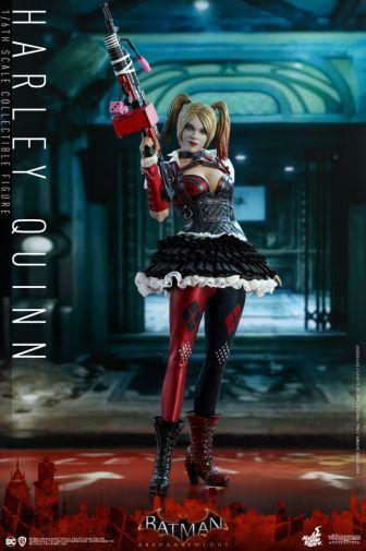Hot Toys - Arkham Knight - Harley Quinn - 16