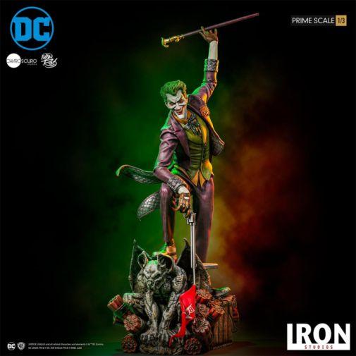 Iron Studios - The Joker - 1-3 Scale - 01
