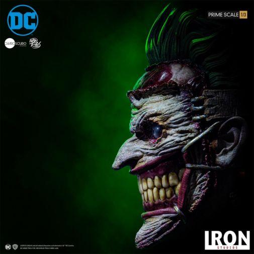 Iron Studios - The Joker - 1-3 Scale - 02
