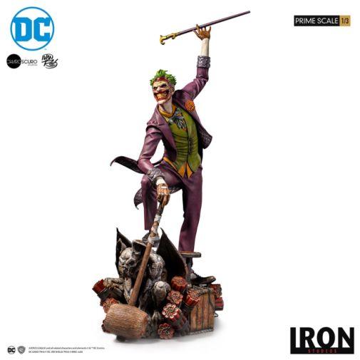 Iron Studios - The Joker - 1-3 Scale - 07