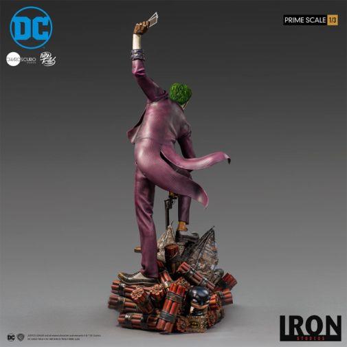 Iron Studios - The Joker - 1-3 Scale - 10