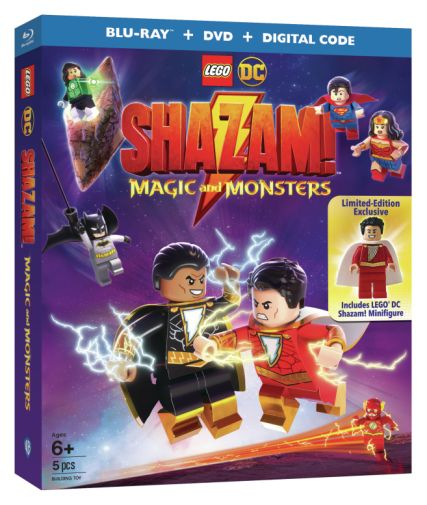 LEGO - Shazam Magic and Monsters - Covers - 05