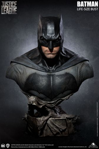 Queen Studios - Justice League - Batman - Life-Size Bust - 14