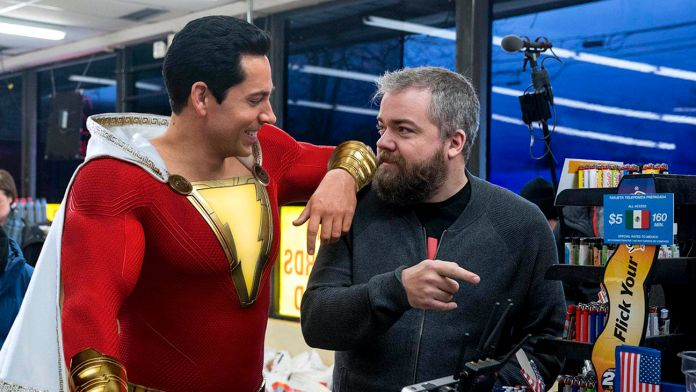 Shazam - Behind the Scenes - David F Sandberg - 01