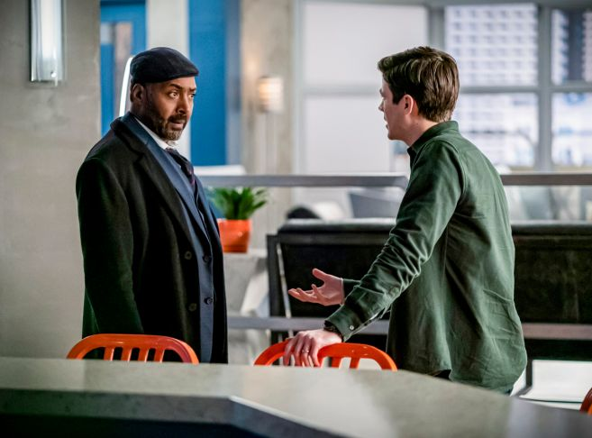 The Flash - Season 6 - Ep 16 - 18