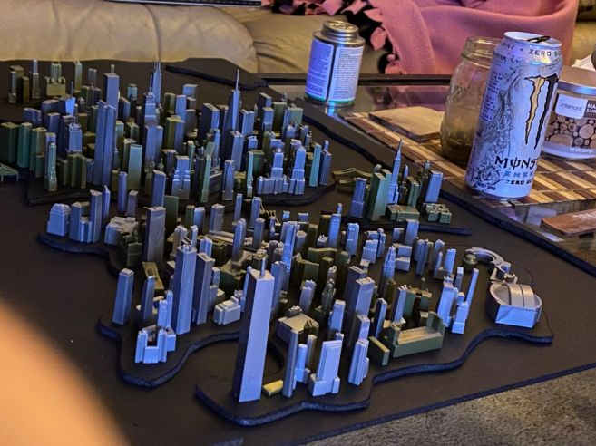 Gotham Map Pics - 03