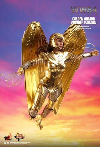 Hot Toys - Wonder Woman 1984 - Golden Armor - 02