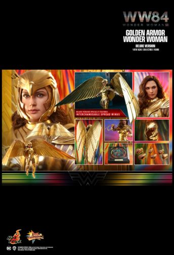 Hot Toys - Wonder Woman 1984 - Golden Armor - 16