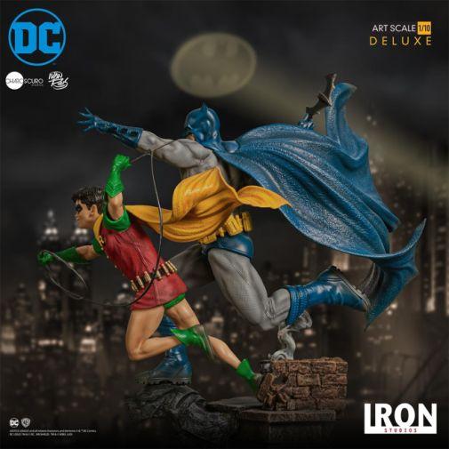 Iron Studios - Batman - Batman and Robin Diorama - 02