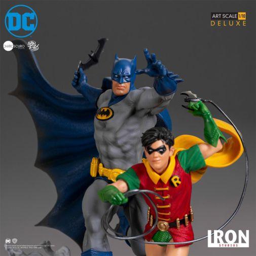 Iron Studios - Batman - Batman and Robin Diorama - 12