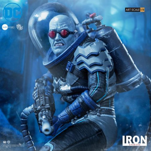 Iron Studios - Mr Freeze - Art Scale - 03