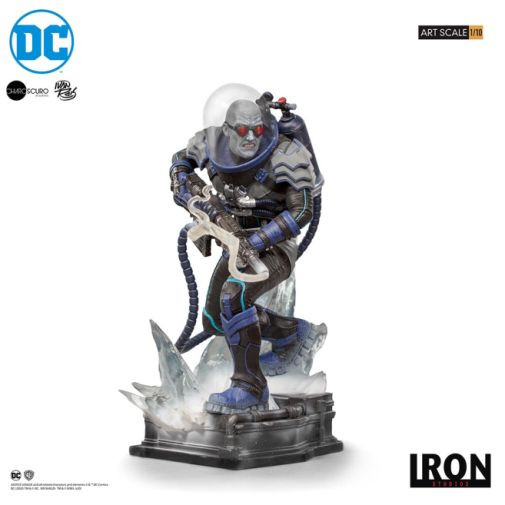 Iron Studios - Mr Freeze - Art Scale - 04